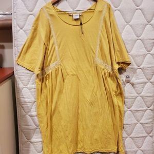Junarose yellow dress price firm